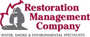 Logo - tag line -Restoration Management Company